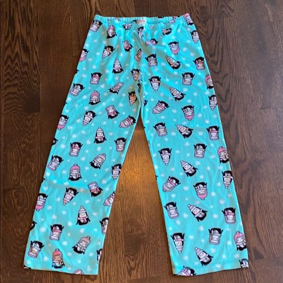 PJ salvage girls PJ pants